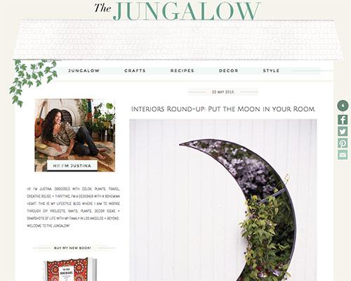 jungalow lifestyle blog