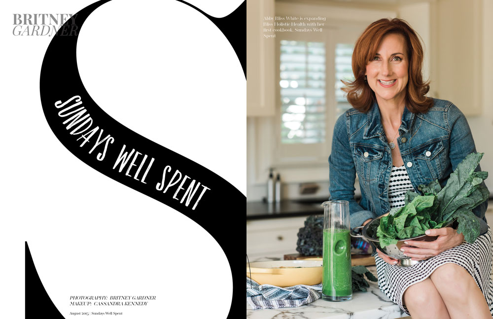 cookbook author branding photos