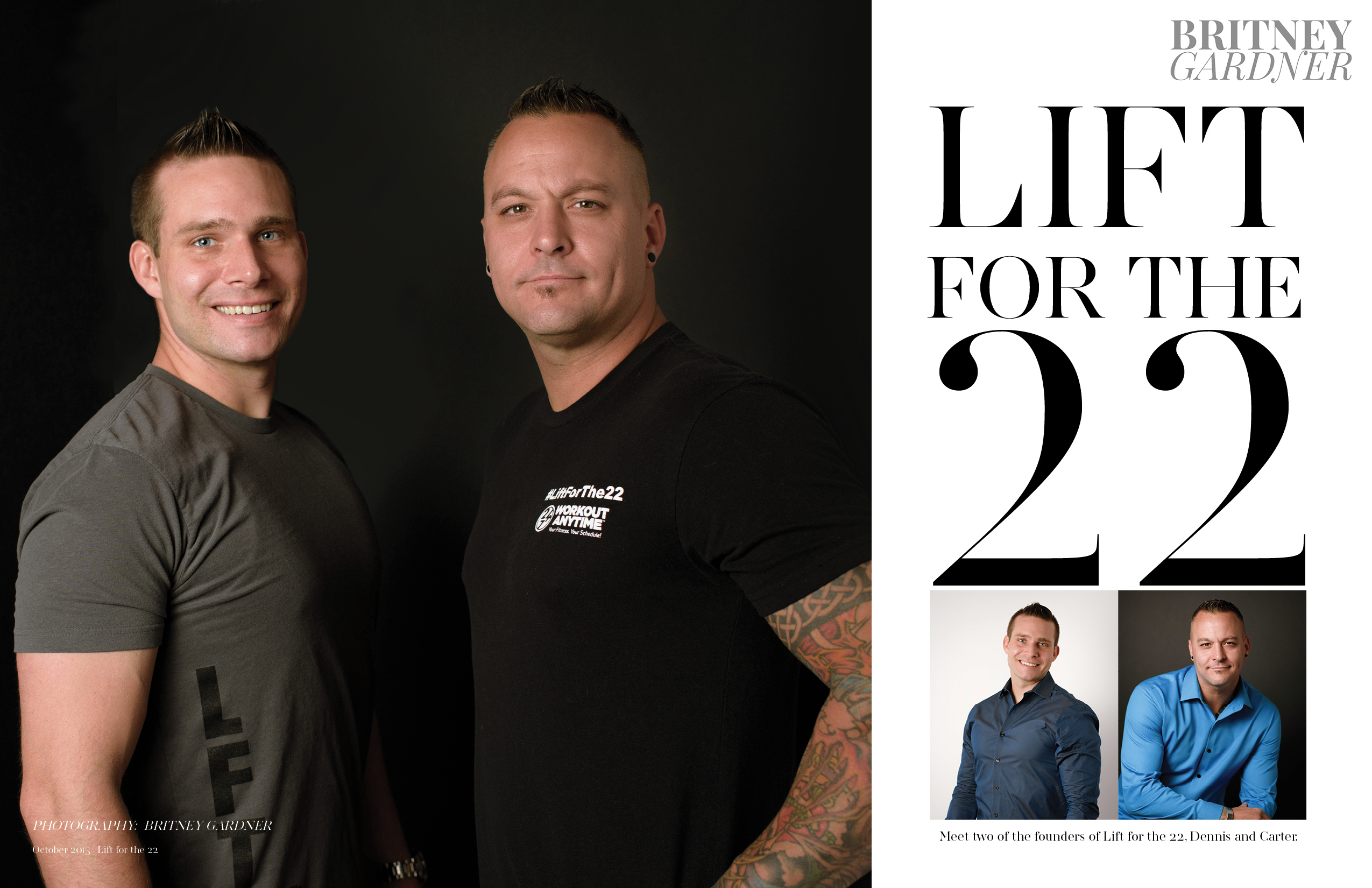 non-profit headshots for lift for the 22