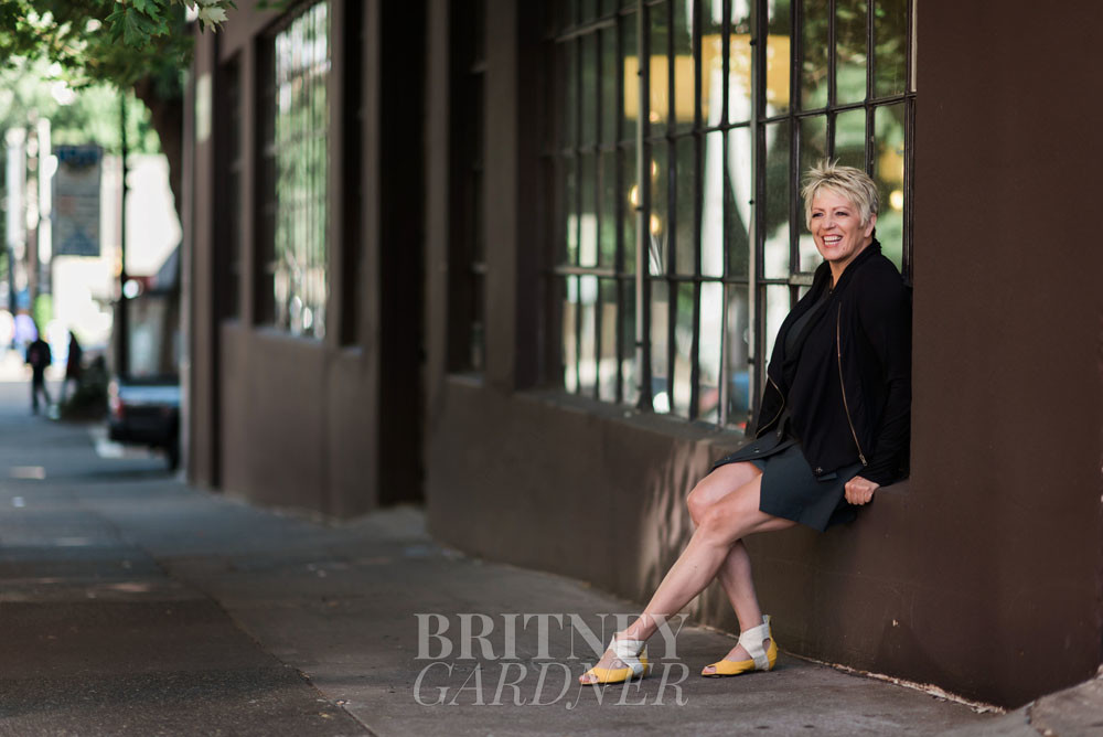 personal branding photos in downtown portland