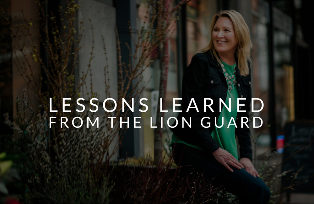 business lessons learned from the lion guard tv show