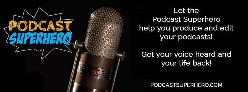 podcast production and edit service