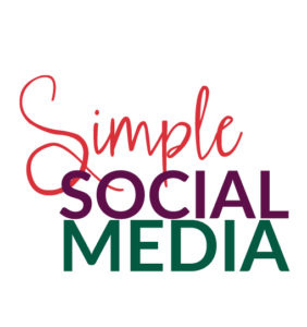 simple social media training by brand strategist Britney Gardner