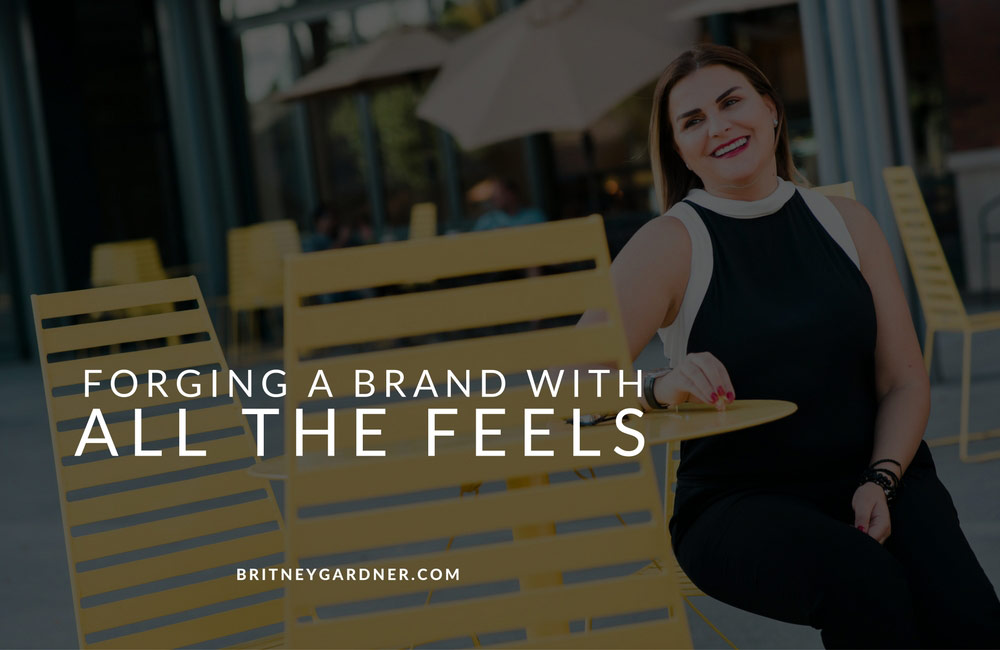 designing a brand with feeling