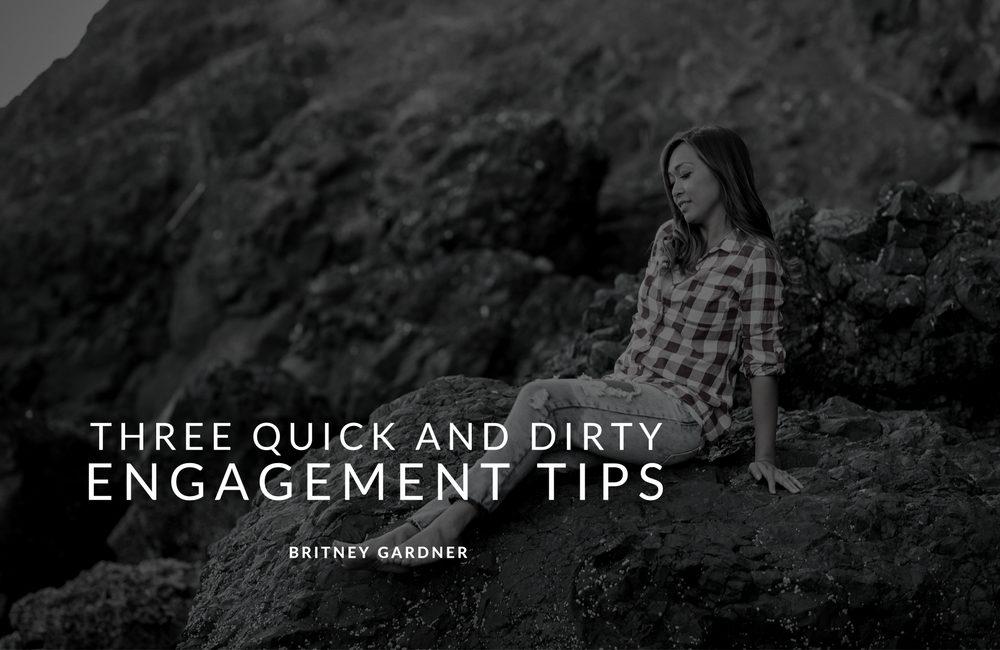 three tips for better social media engagement