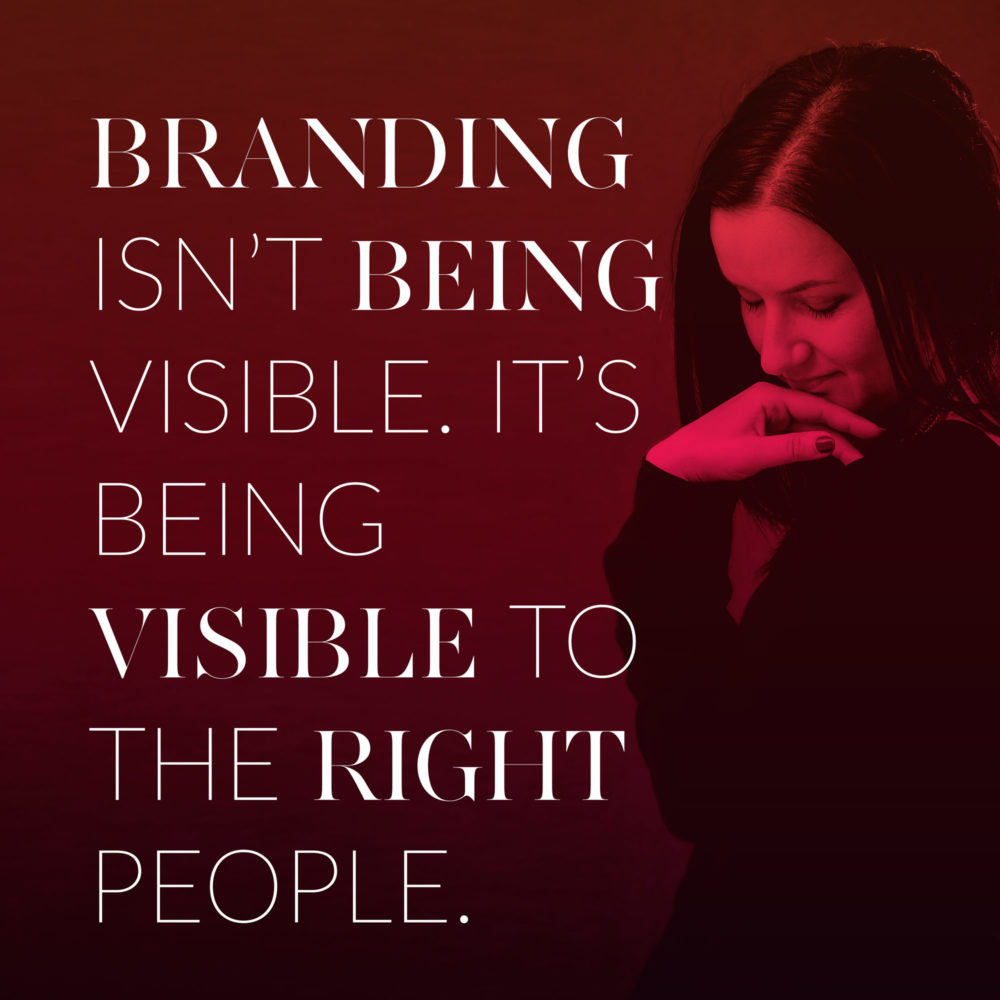 visibility in personal branding