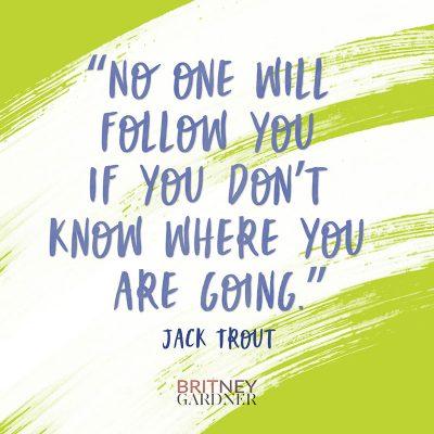 jack trout quote