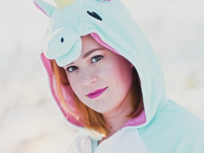 unicorn personal brand photos