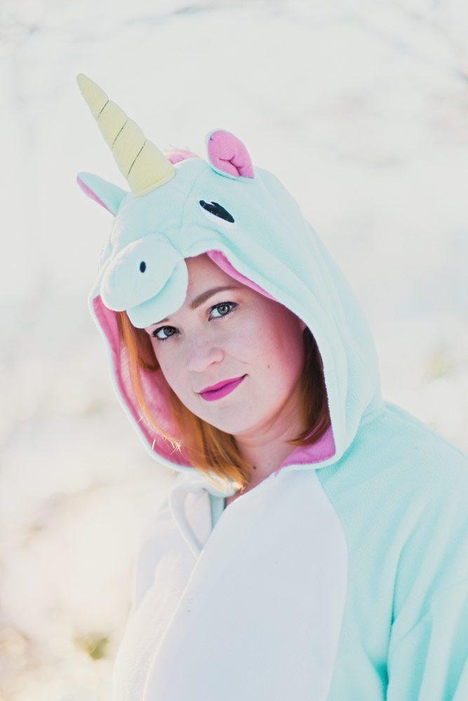 unicorn personal brand photos