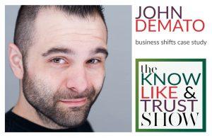 virtual photography business shift with john demato