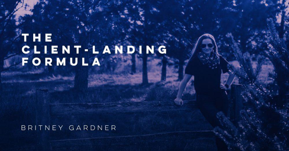 client landing formula