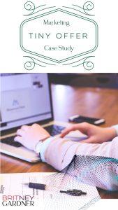 tiny offer case study