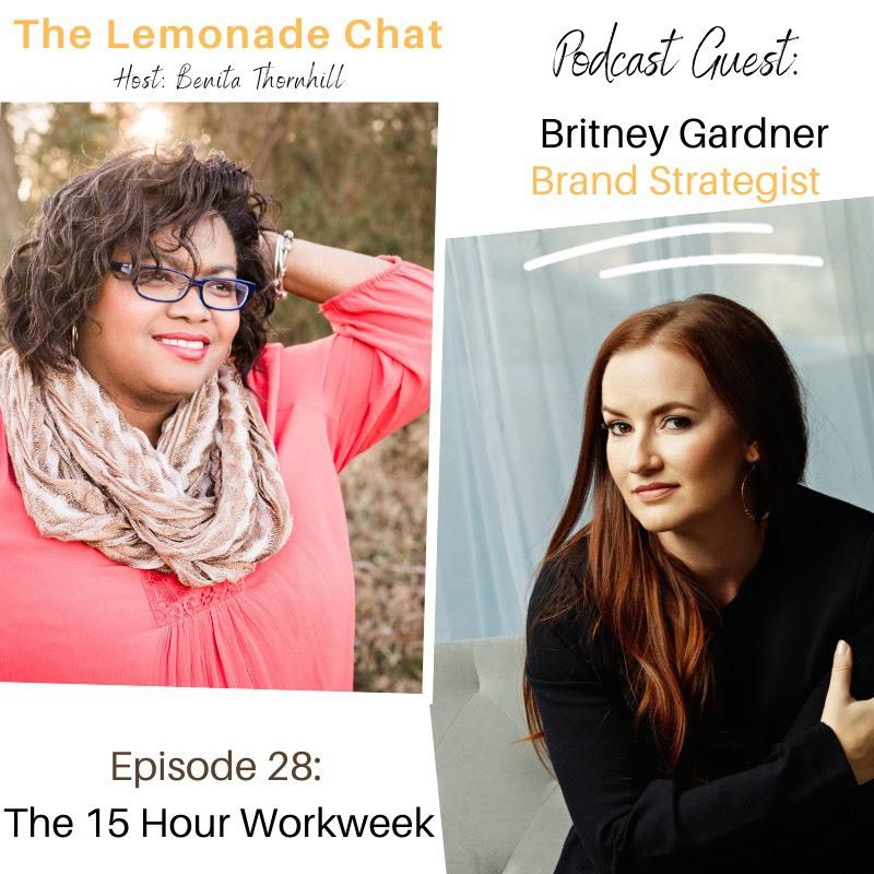 lemonade chat podcast feature