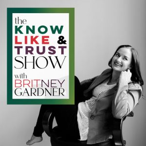 the know, like & trust show